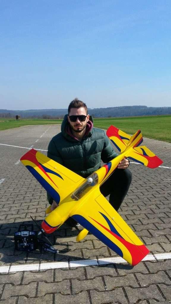 RC Kavala Acro Team at Modellflugplatz MFC Untermünkheim, in Germany