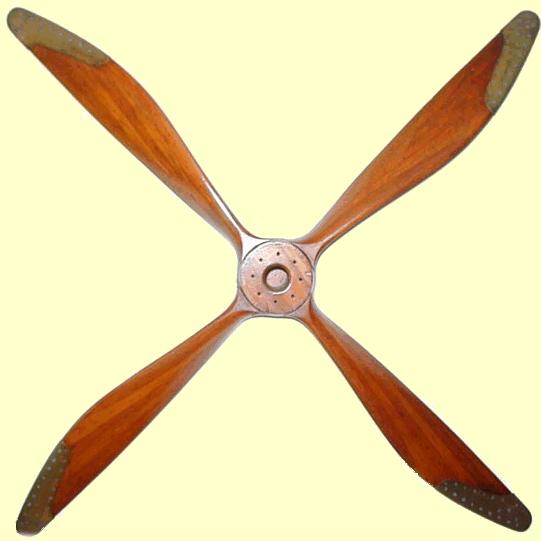 RC Kavala Acro Team – multiblade propellers