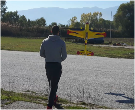 RC Kavala Acro Team – What is 3D