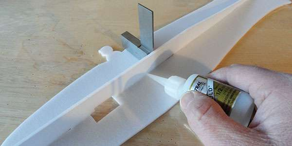 The 4 leading types of adhesives to assemble or repair Rc