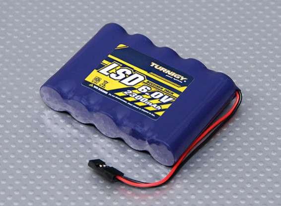 Ni-MH Receiver Pack 2300mAh 6.0v - Rc Kavala Acro Team