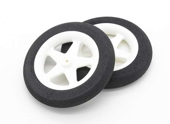 Light Foam Wheel - RC Kavala Acro Team