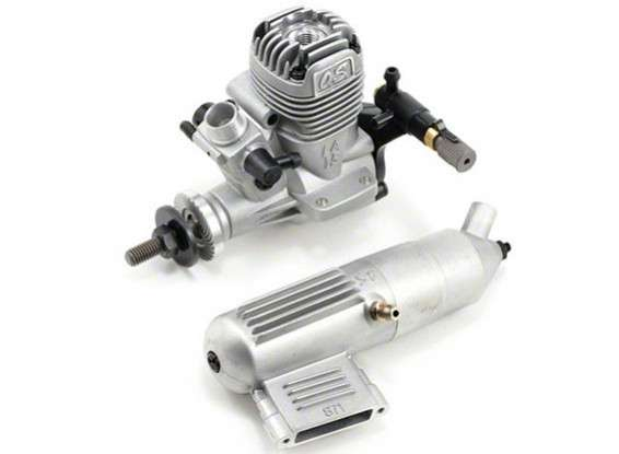 Two Stroke Glow Engine - Rc Kavala Acro Team
