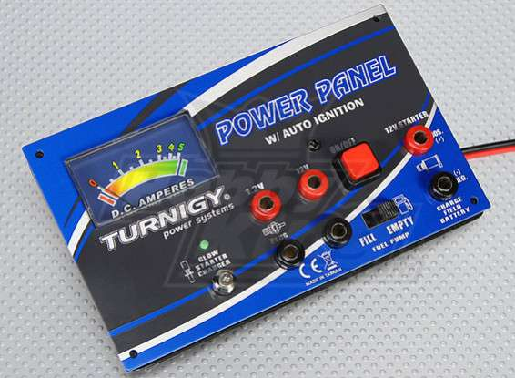 Power Panel - Rc Kavala Acro Team