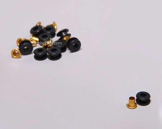 Rubber Grommet for servos - Rc Kavala Acro Team