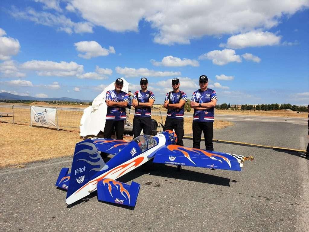 AFW 2019 - RC Kavala Acro Team