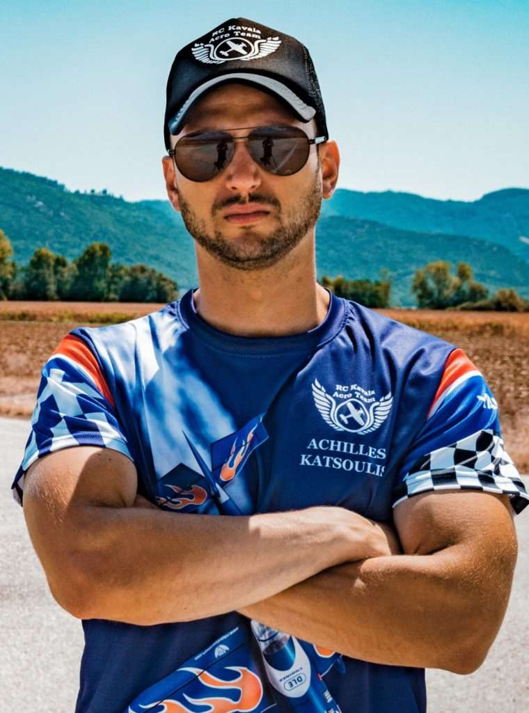 RC Kavala Acro Team - Dimitrios Achilleas
