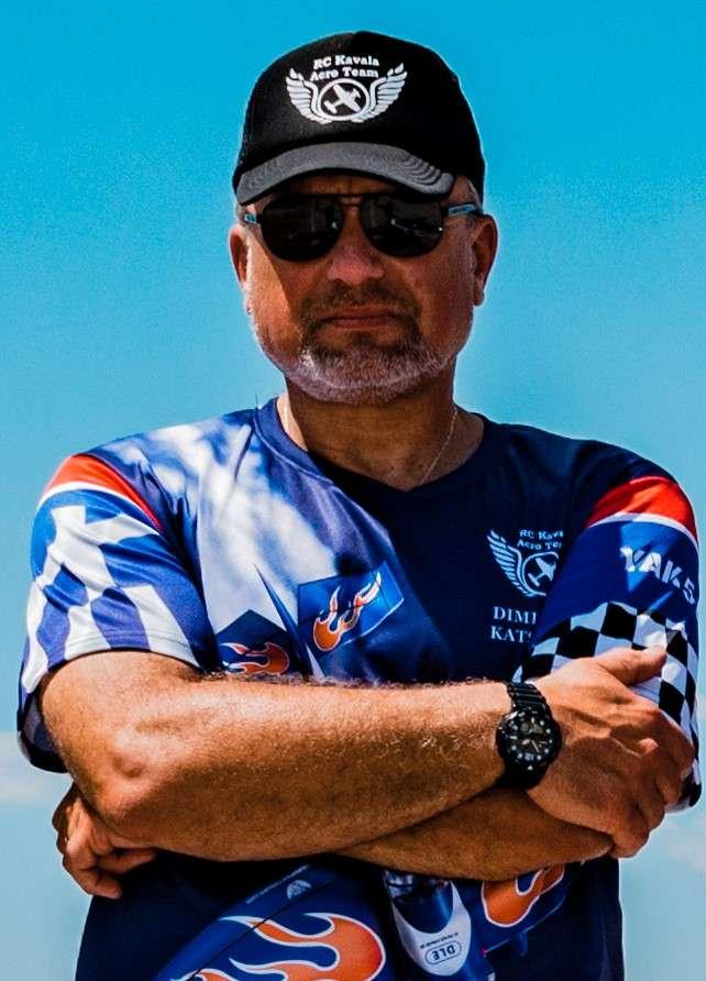 RC Kavala Acro Team - Dimitrios Katsoulis