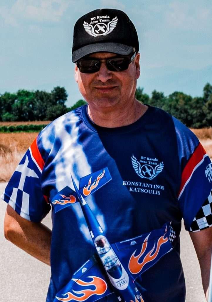 RC Kavala Acro Team - Dimitrios Konstantinos