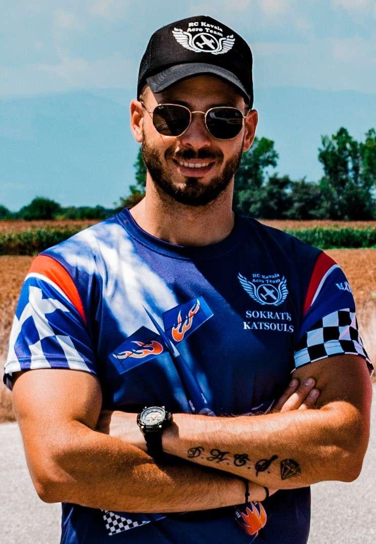 RC Kavala Acro Team - Dimitrios Sokratis
