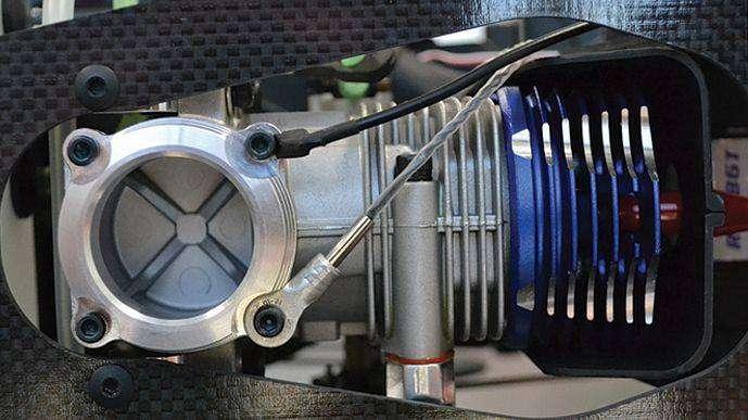 Rc Kavala Acro Team - HTS-SS Engine temp sensor