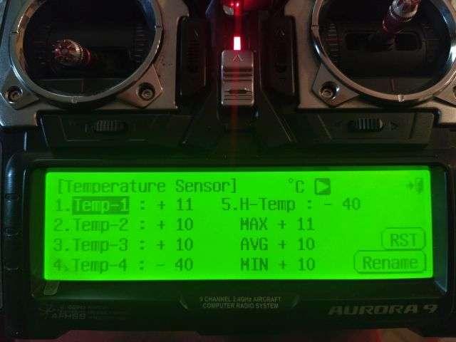 Rc Kavala Acro Team - Aurora 9 screen