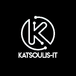Katsoulis-IT - Logo white